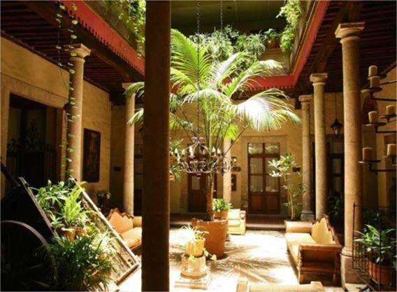 Hotel Alameda Morelia en Michoacán