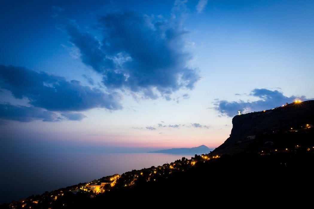 Grand Hotel Pianeta Maratea - la vista dalle terrazze    -  photo: http://www.ndphoto.it/