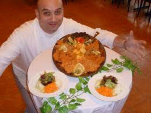 Beispiel: Gerichte vom Koch, Foto: Zum Alten Mayer.