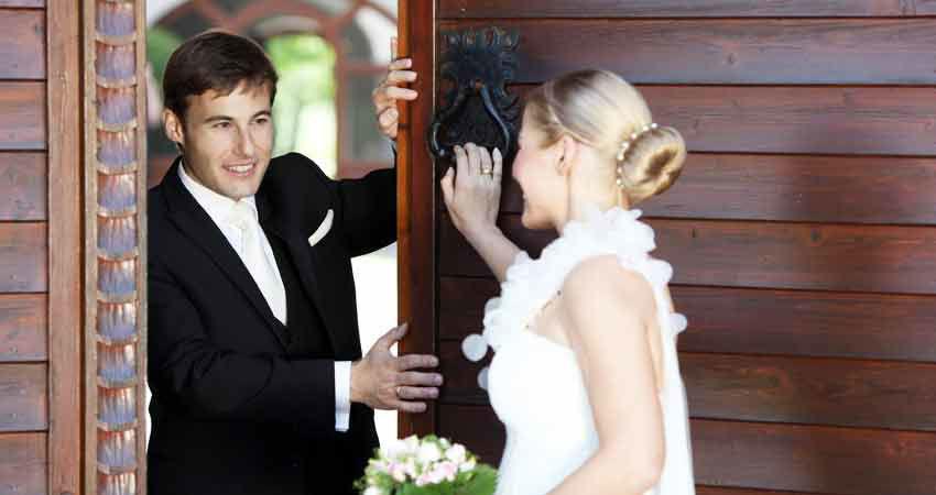 Beispiel: Brautpaar, Foto: Eventbauernhof Ganglbauergut.
