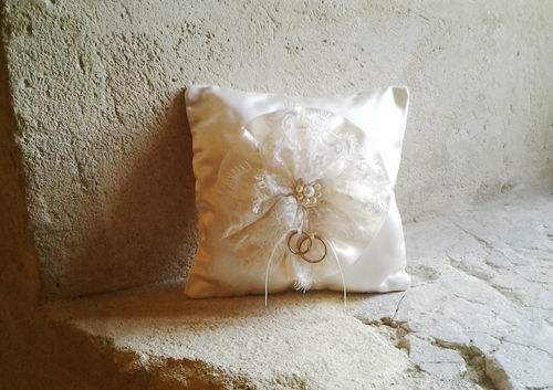 Alesandra Paris coussin d'alliance