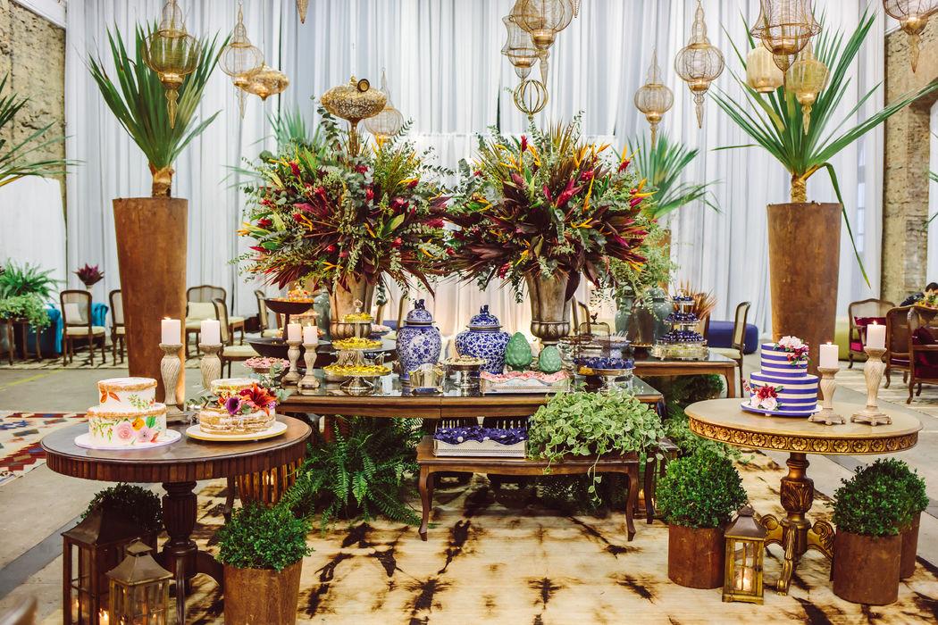 Decoração Cetim Noivas - Oh Happy Day e We Do Yanez - Local Buffet Nanquim - Foto LoveShake.Me