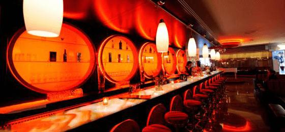 Beispiel: Bar, Foto: Grand Hotel La Strada.