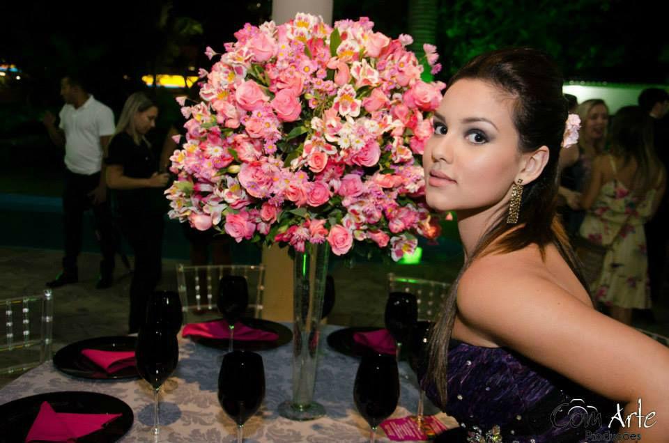 Silvana Maurente Make Up e Penteado Cantora: Mali do The Voice Brasil Foto: Marcos Henrique Querizo