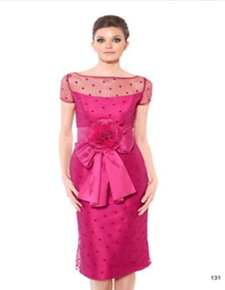 Vestido de Carlota C.A