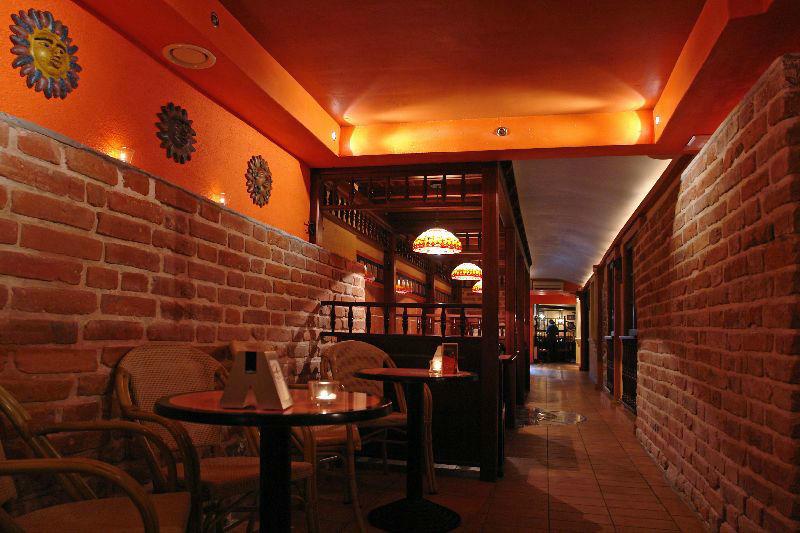 Restauracja wewnątrz