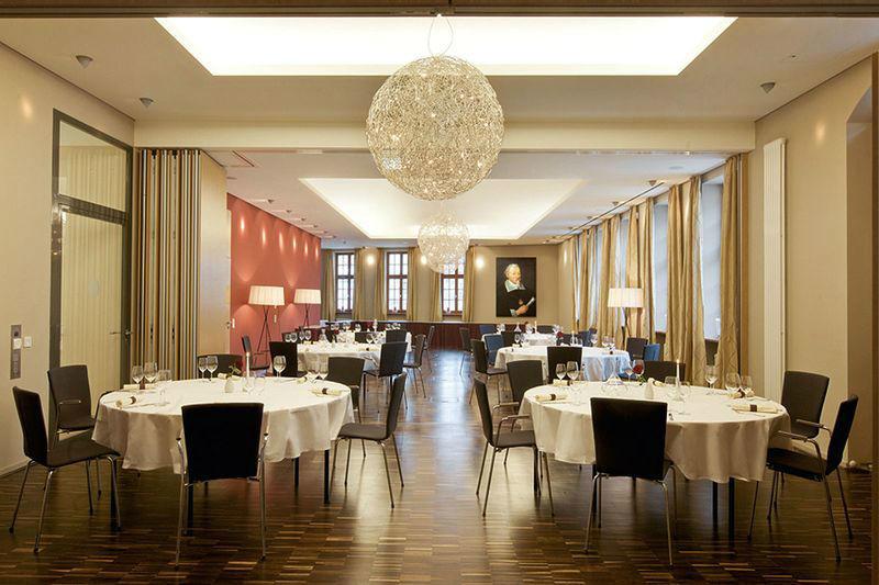 Beispiel: Heinrich Schütz Saal, Foto: Restaurant Heinricus.