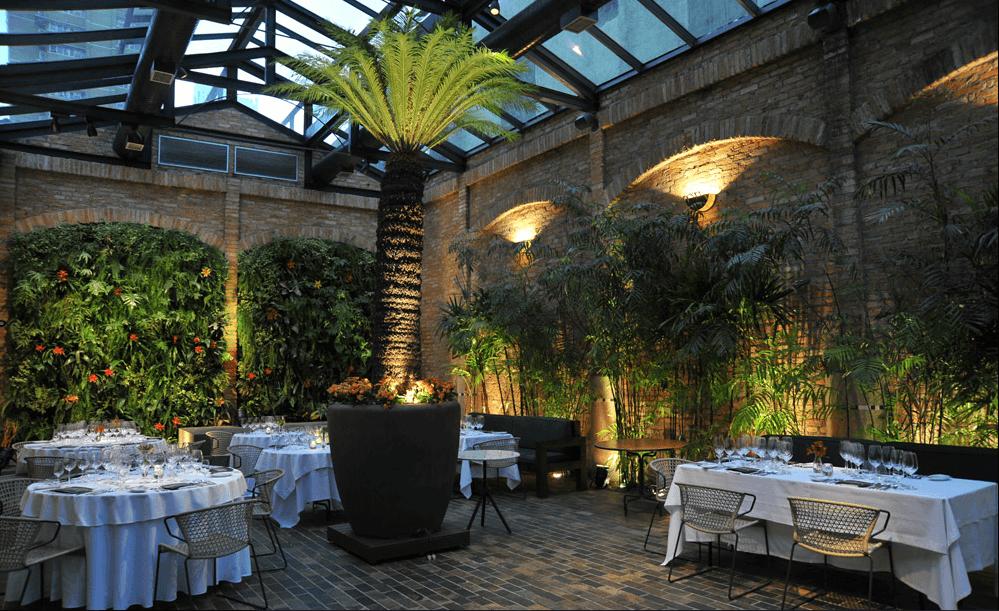 Restaurante Cantaloup