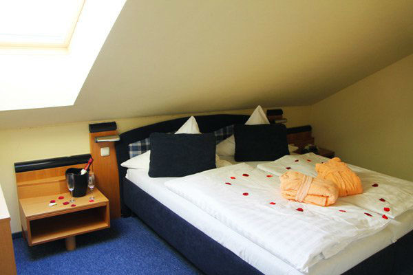 Beispiel: Suite, Foto: Land-gut-Hotel Hermann.