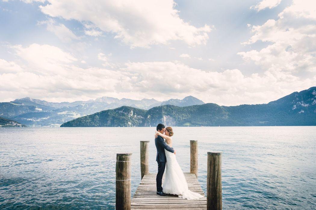 Hochzeitsfotografin Luzern