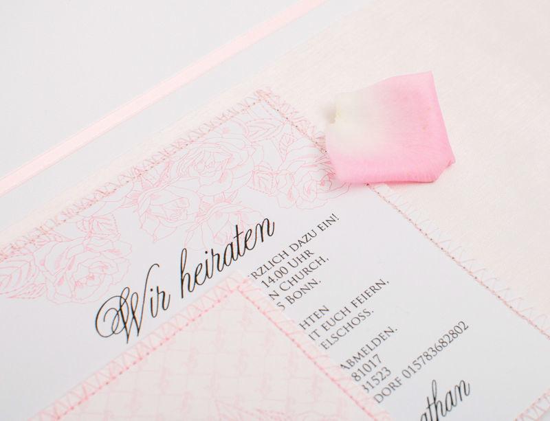 Beispiel: Papeterie, Foto: KS Photo & Design.