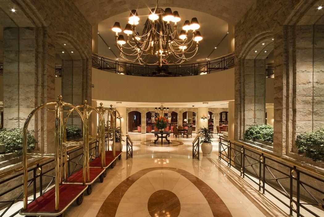 Entrada del Lobby