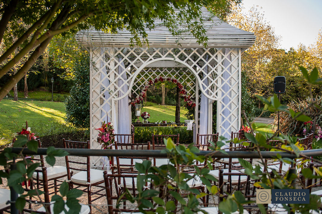 Um lugar maravilhoso para casar