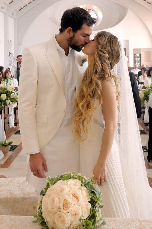 Anna Frascisco Event Planner Matrimonio Brice Martinet ( Isola dei Famosi)