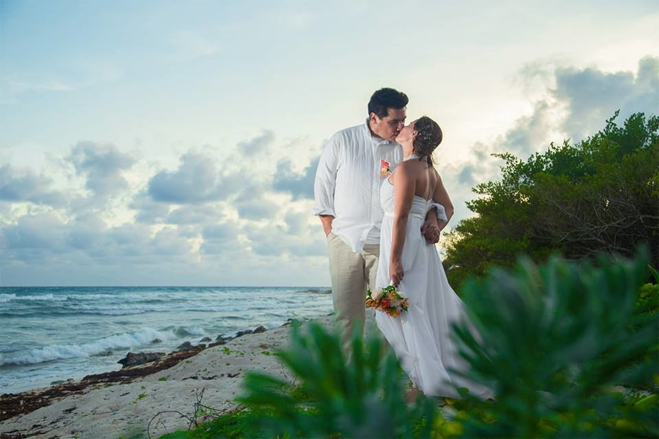 Beautyweddings Beach Wedding