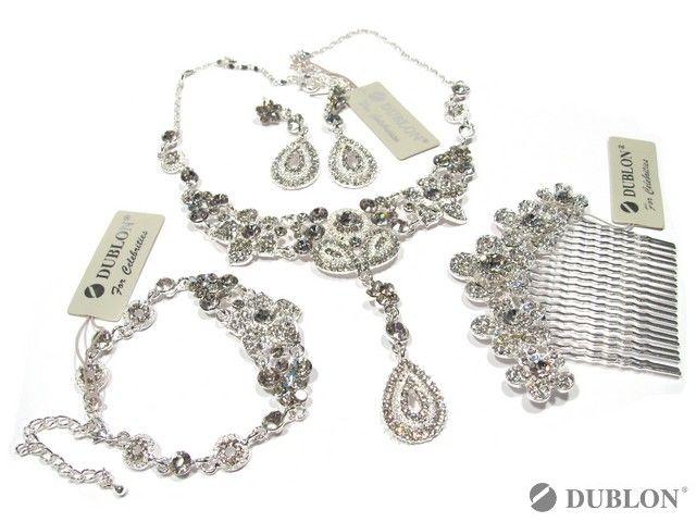 Piękna biżuteria kryształowa oraz ręcznie robione arcydzieła.