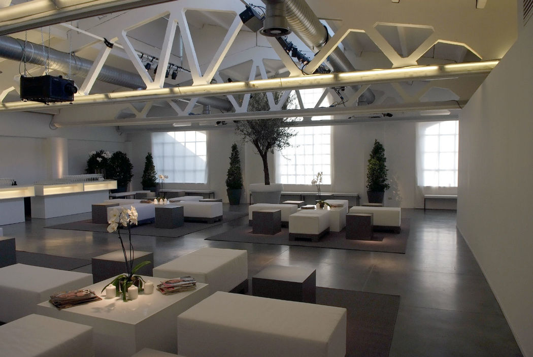 Sala Monoplano - lounge