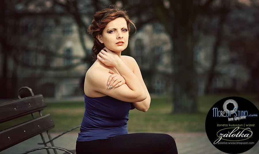 Żaneta Kuzyszyn, Makijaż ślubny