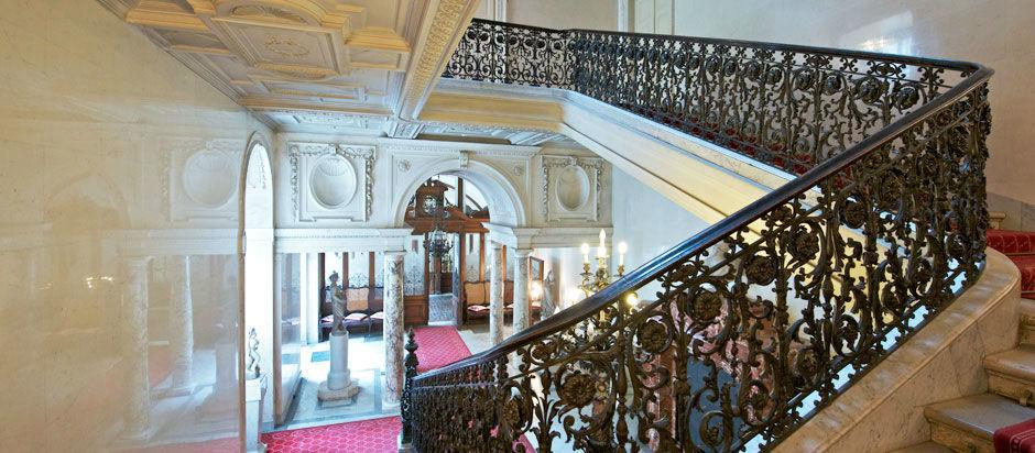 Beispiel: Eindruck von den Räumlichkeiten, Foto: Palais Pallavicini.
