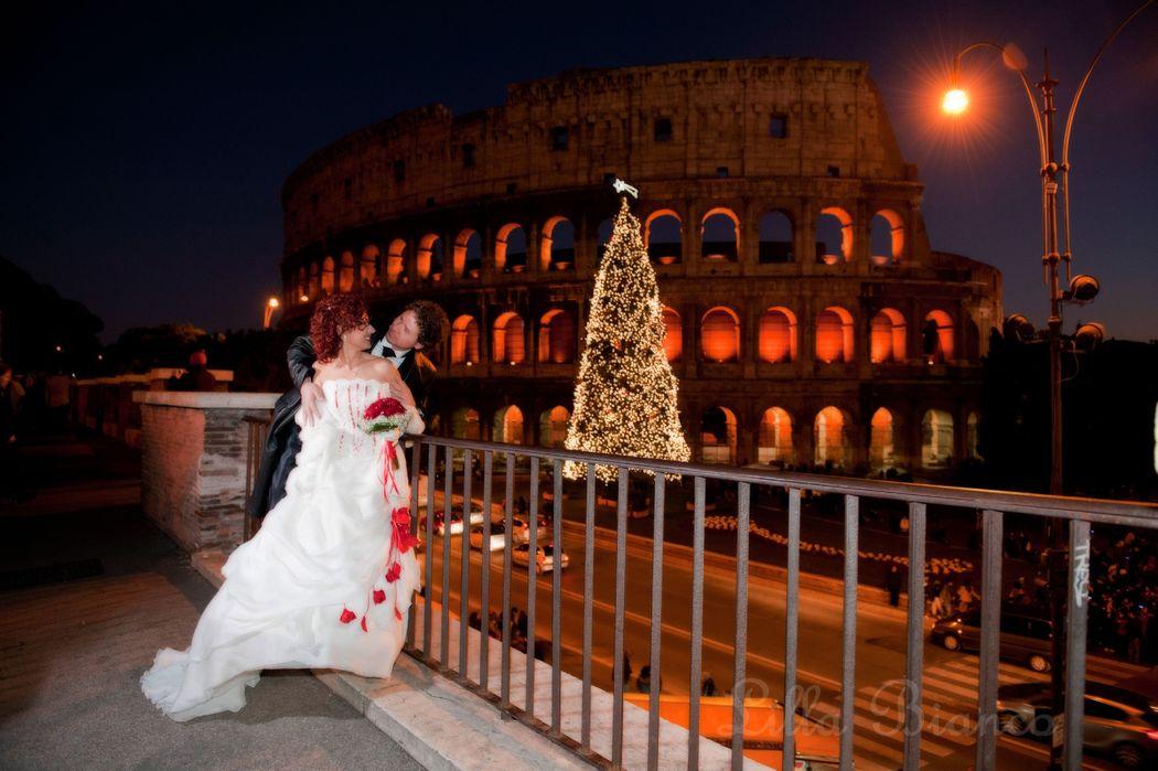 Matrimonio Inverno Roma
