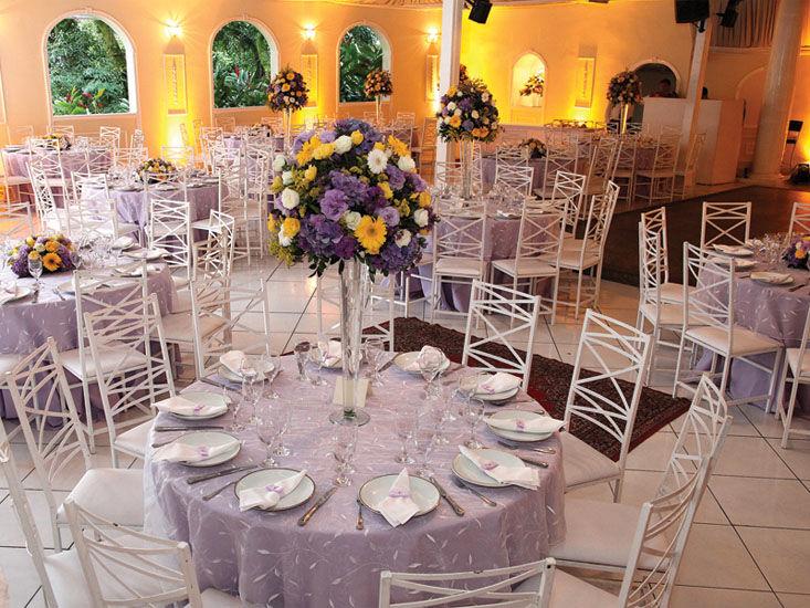 Festa de Casamento - Mansão Rosa