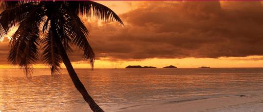 Beispiel: Traumhafte Sonnenuntergänge, Foto: Andino Reisen.