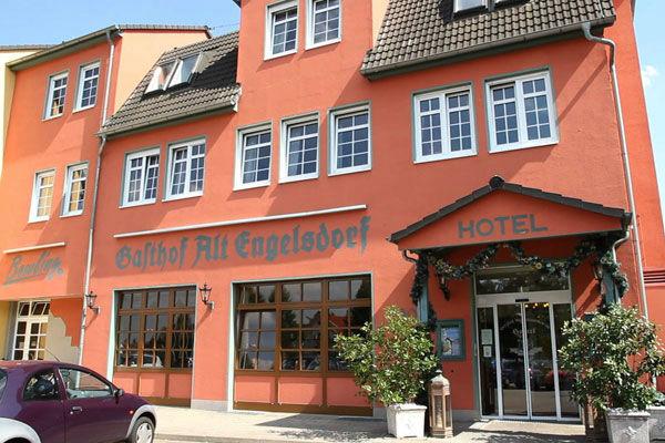 Beispiel: Außenansicht, Foto: Gasthof Alt Engelsdorf.