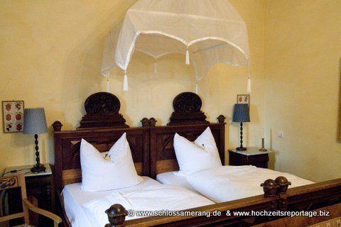 Beispiel: Hochzeitssuite, Foto: Schloss Amerang.