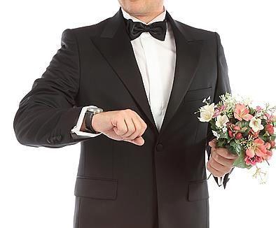 Beispiel: Mode für den Bräutigam, Foto: anzugdirekt.