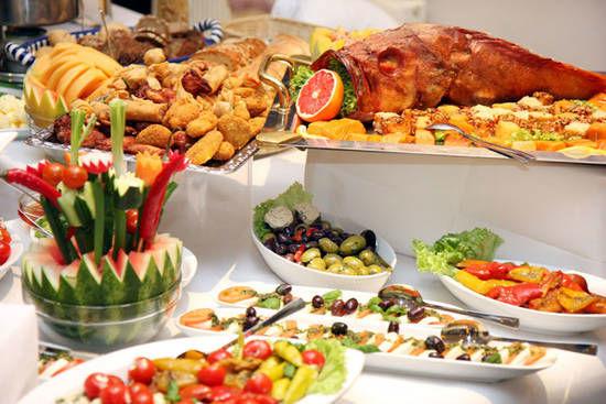 Beispiel: Gaumenfreuden an Ihrem Hochzeitstag, Foto: Dwenger Catering & Events.