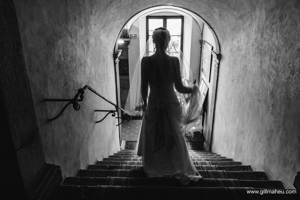 Rencontre des mariés - Abbaye de Talloires
