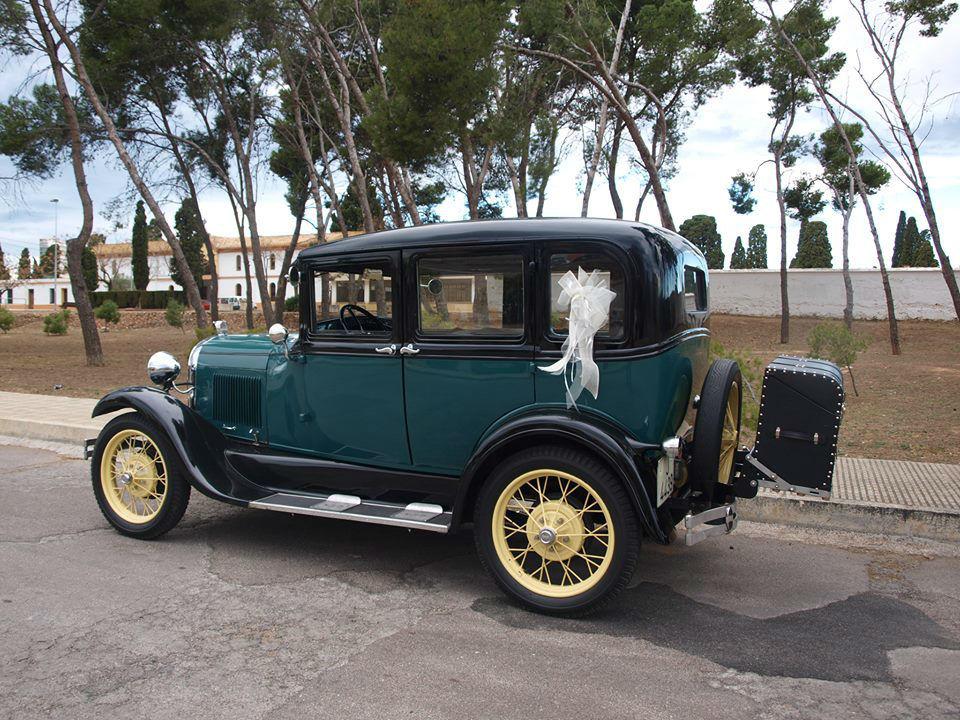 Ford A de 1928 (Levante)