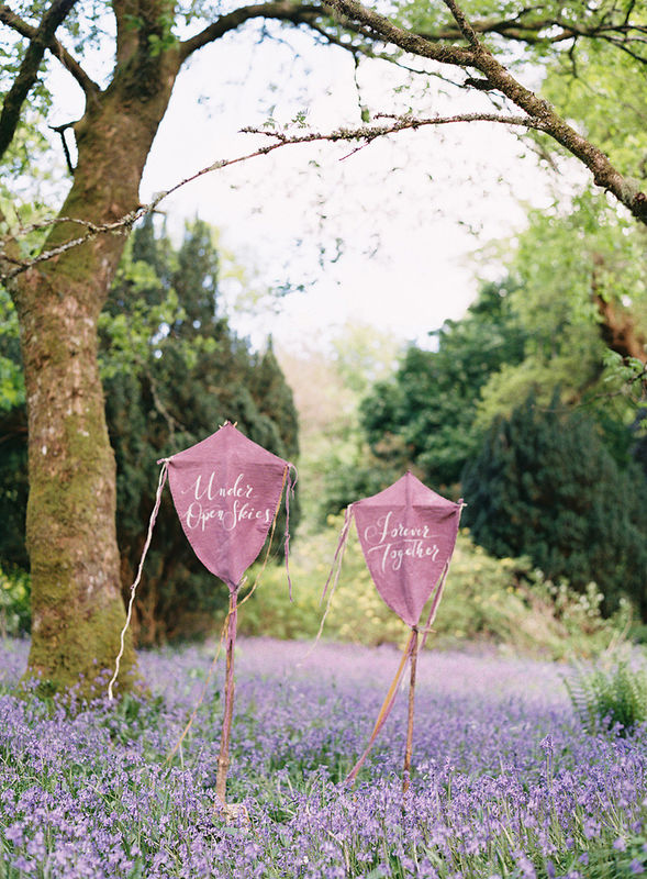 Photo by Ann Kathrin Koch Event Design and Wedding Planning by Knot & Pop