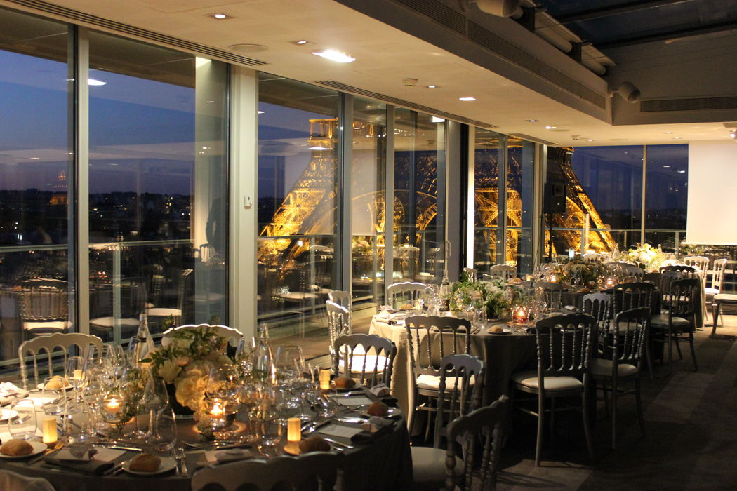 Pullman Hotel Paris Tour Eiffel - Salon Trocadéro