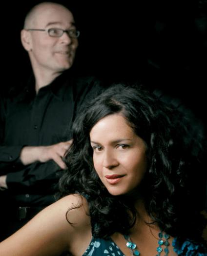 Beispiel: Bettina Jörgensen und Musiker, Foto: Bettina Jörgensen.