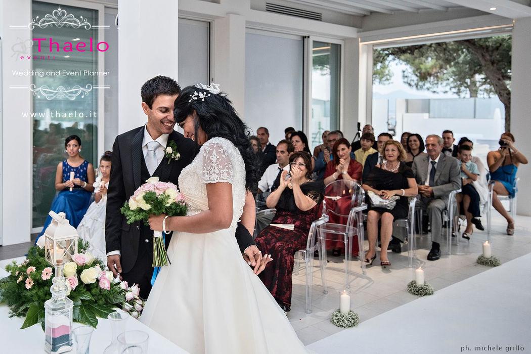 Thaelo Eventi Matrimonio all'Americana con Rito Mormone