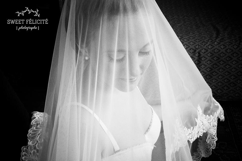 Sweet Félicité Photographie Boudoir de mariée / Wedding Boudoir/ Bourgogne
