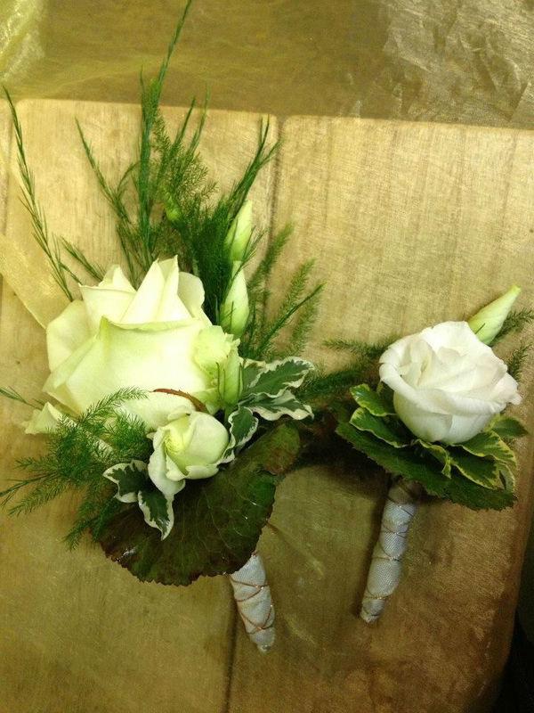 Beispiel: Blumenstrauß, Foto: Blumen Röglin.