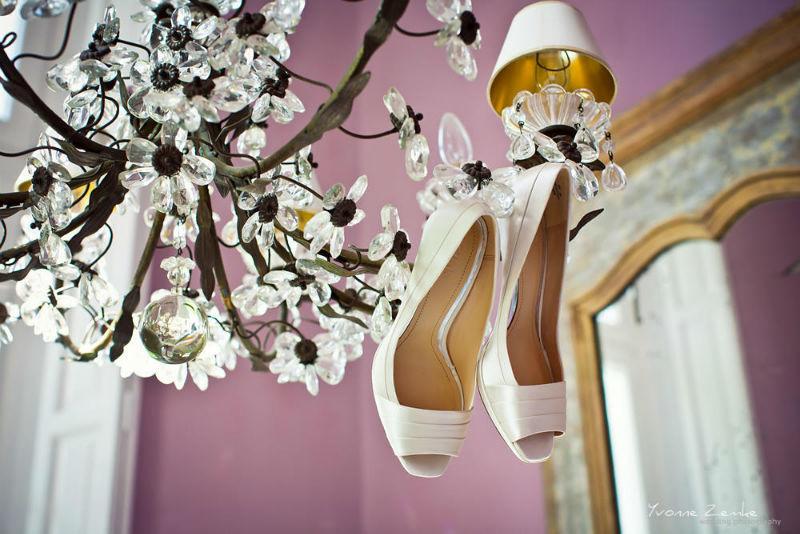 Beispiel: Fotos von Details am Hochzeitstag, Foto: Yvonne Zemke wedding photography.