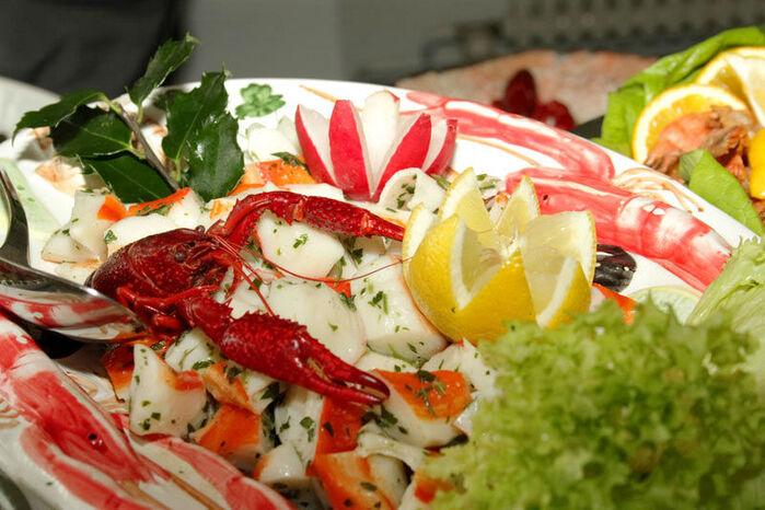 Beispiel: Italienische Speisen, Foto: 1. Italienischer Partyservice.