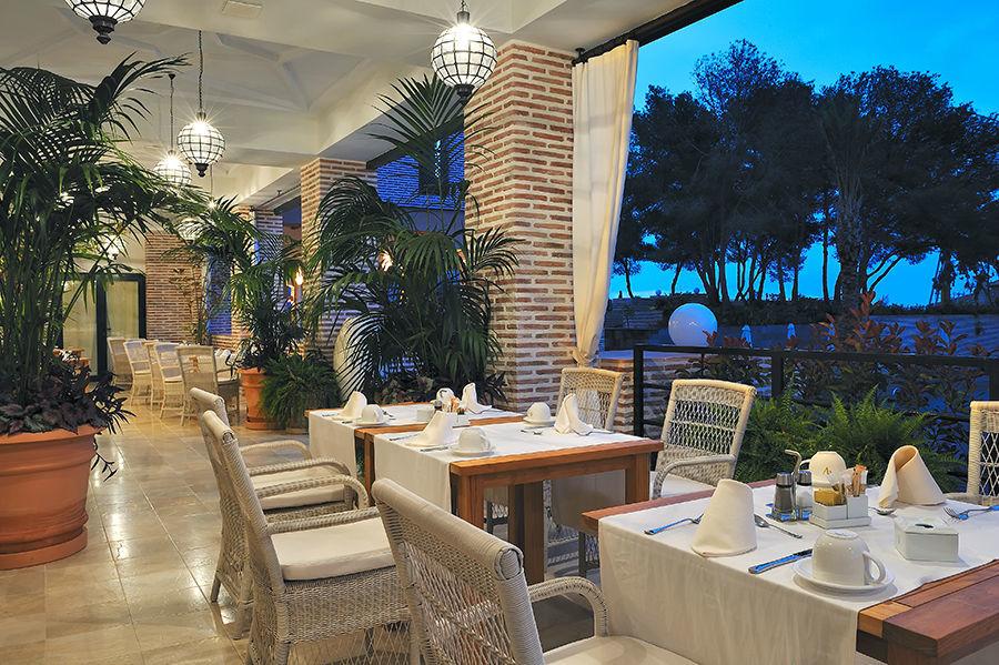 Hotel Vincci Estrella de Mar.