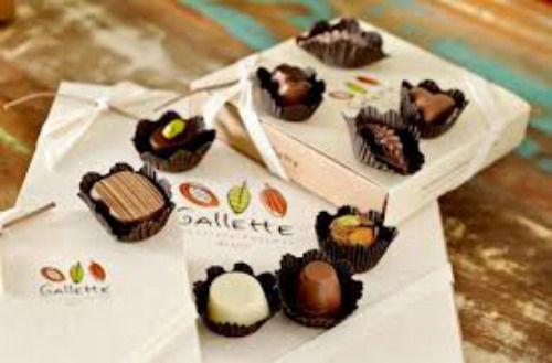 Gallette Chocolates - Caixas de Bombons para padrinhos