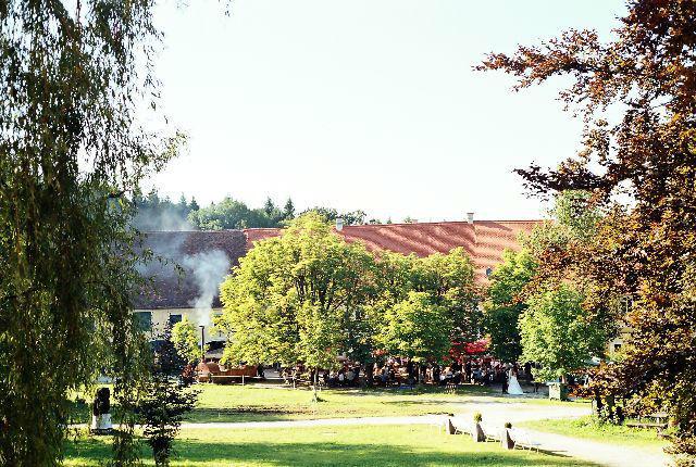 Beispiel: Schlosspark, Foto: Schloss Blumenthal.