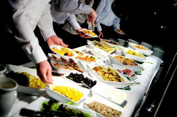Beispiel: Catering, Foto: Rauschende Feste.