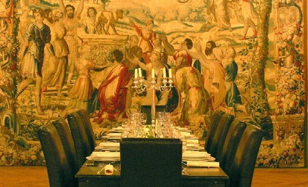 Beispiel: Festsaal, Foto: Schloss Ottersbach.