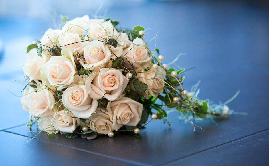 Beispiel: Hochzeitsfotografie, Foto: Simon Lütolf Photography.