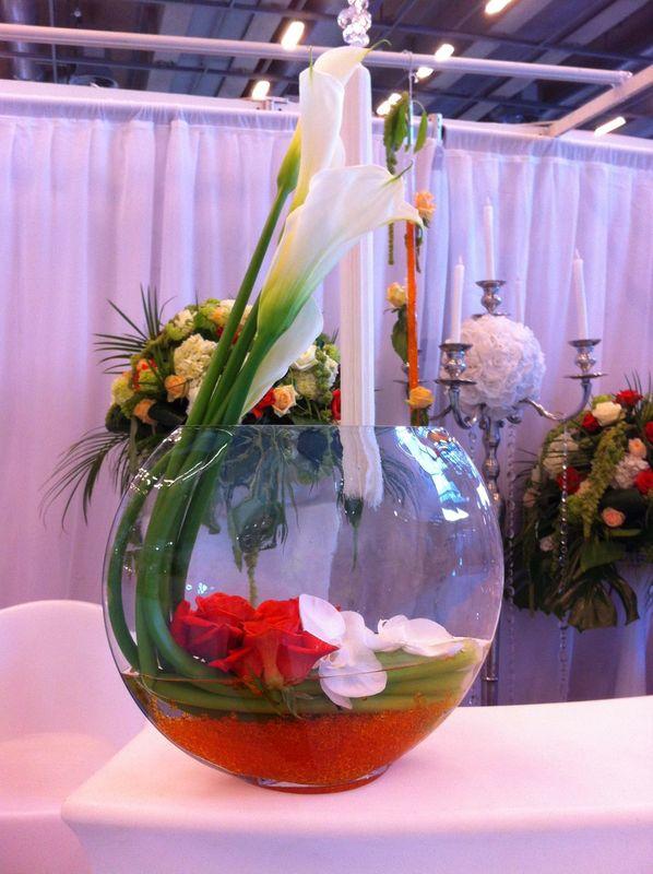 Composition florale par Event-Evenements