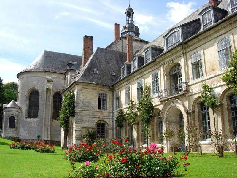 Abbaye des Valloires
