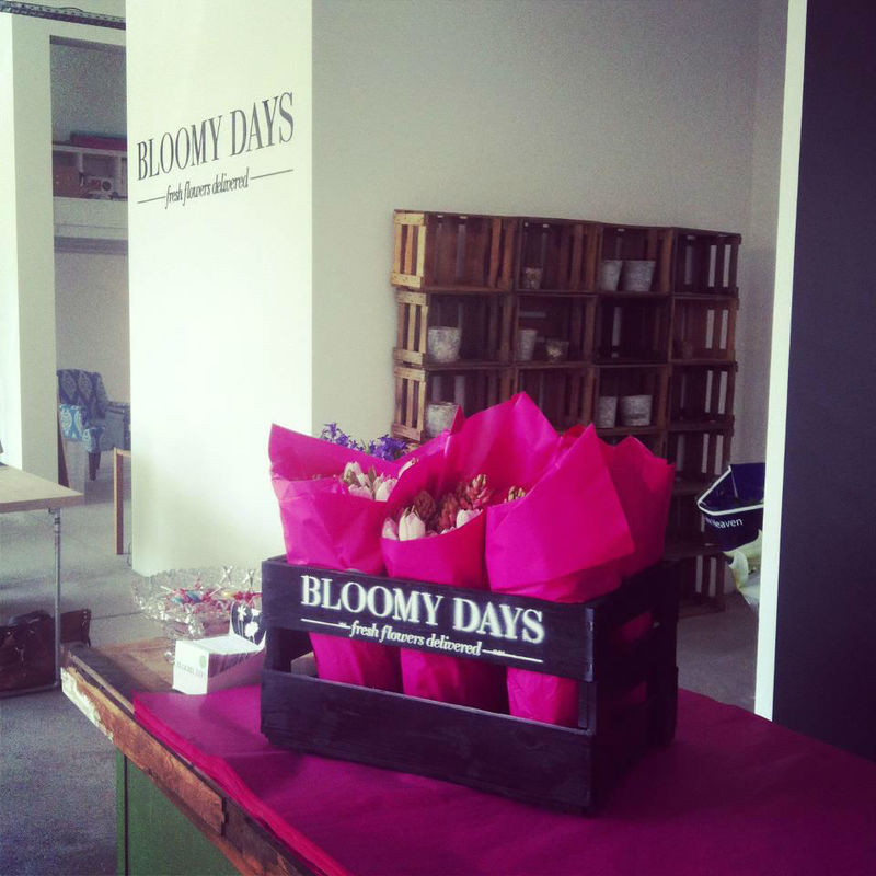 Beispiel: BLOOMY Shop, Foto: BLOOMY DAYS.