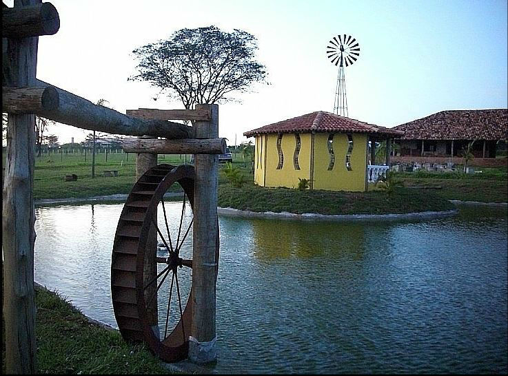 Casas da Fazenda